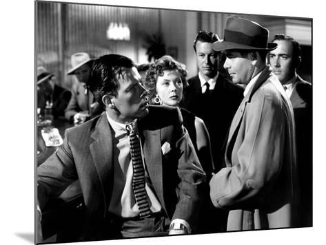 The Big Heat, Lee Marvin, Gloria Grahame, Glenn Ford, 1953--Mounted Photo