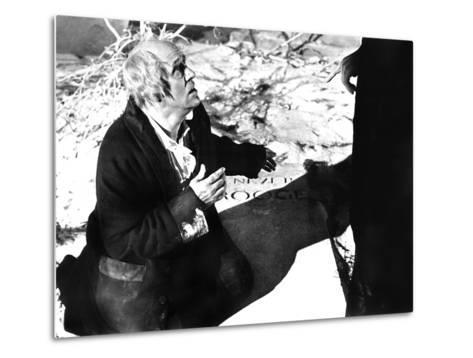 Scrooge, (aka A Christmas Carol), Alistar Sim, 1951--Metal Print