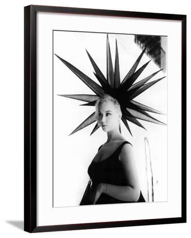 8 1/2, 1963--Framed Art Print