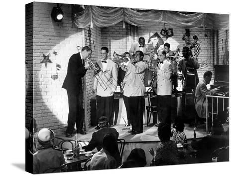 The Glenn Miller Story, 1954--Stretched Canvas Print