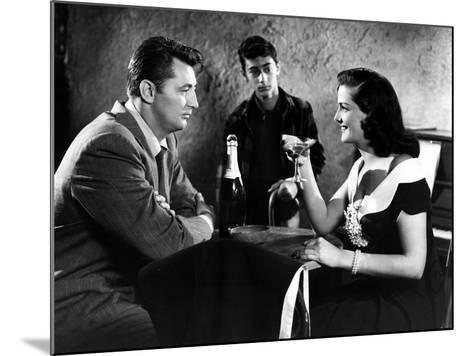 His Kind Of Woman, Robert Mitchum, Jane Russell, 1951--Mounted Photo