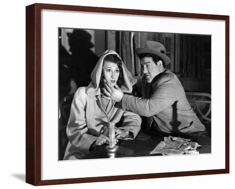Hold That Ghost, Joan Davis, Lou Costello, 1941--Framed Art Print