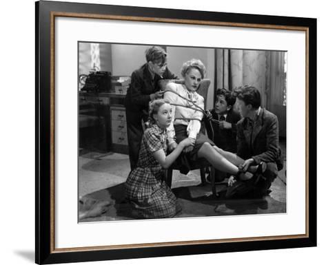 Hue And Cry, 1947--Framed Art Print