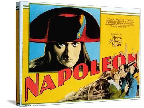 Napoleon, Albert Dieudonne, 1927--Stretched Canvas Print