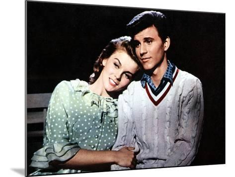 Bye Bye Birdie, Ann-Margret, Bobby Rydell, 1963--Mounted Photo