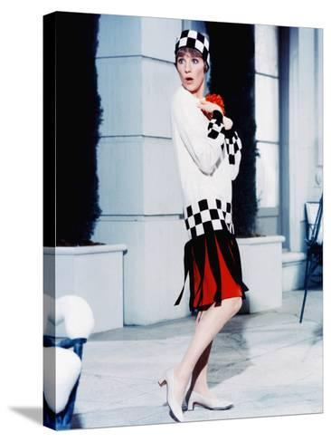 Thoroughly Modern Millie, Julie Andrews, 1967--Stretched Canvas Print