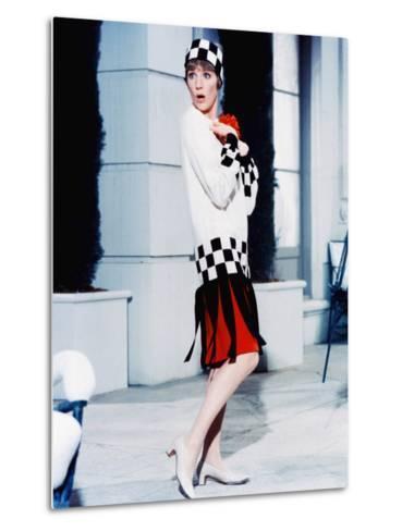 Thoroughly Modern Millie, Julie Andrews, 1967--Metal Print