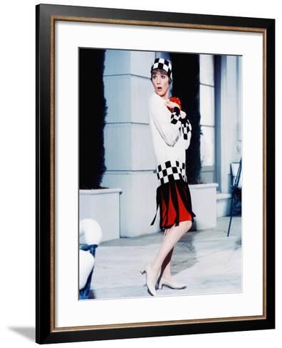 Thoroughly Modern Millie, Julie Andrews, 1967--Framed Art Print