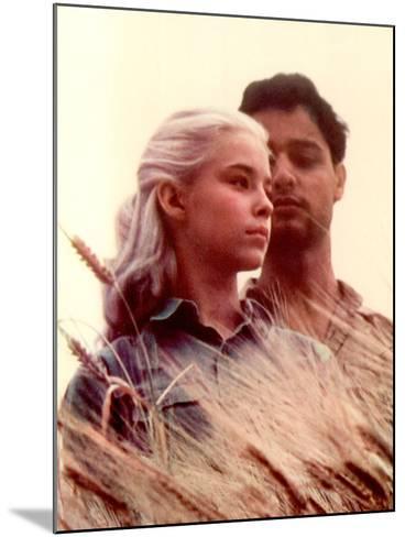 Exodus, Jill Haworth, Sal Mineo, 1960--Mounted Photo