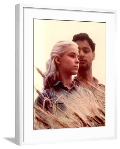 Exodus, Jill Haworth, Sal Mineo, 1960--Framed Art Print