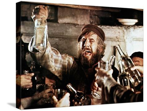 Fiddler On The Roof, Topol, 1971--Stretched Canvas Print