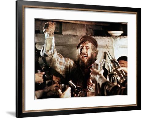 Fiddler On The Roof, Topol, 1971--Framed Art Print