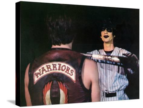 The Warriors, James Remar, 1979--Stretched Canvas Print