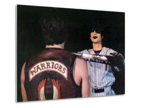 The Warriors, James Remar, 1979--Metal Print