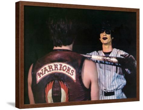 The Warriors, James Remar, 1979--Framed Art Print