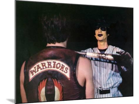 The Warriors, James Remar, 1979--Mounted Photo