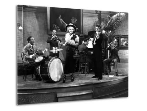 Alexander's Ragtime Band, 1938--Metal Print