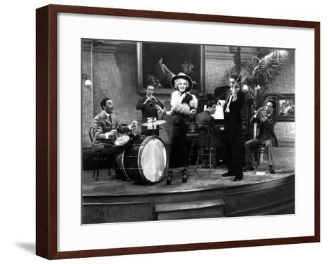 Alexander's Ragtime Band, 1938--Framed Art Print
