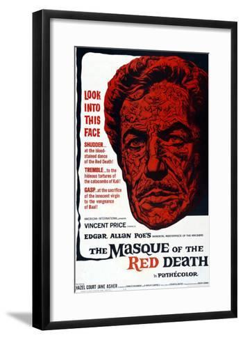 The Masque Of The Red Death, 1965--Framed Art Print