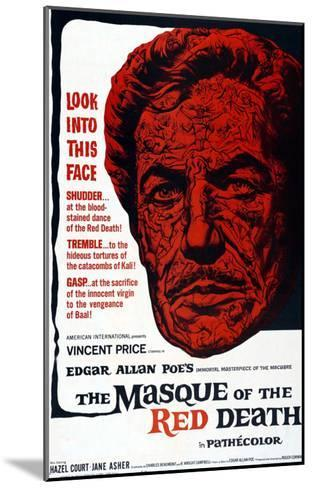 The Masque Of The Red Death, 1965--Mounted Photo