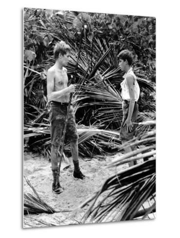 Lord Of The Flies, Tom Chapin, James Aubrey, 1963--Metal Print