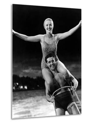 Moon Over Miami, Betty Grable, Don Ameche, 1941--Metal Print