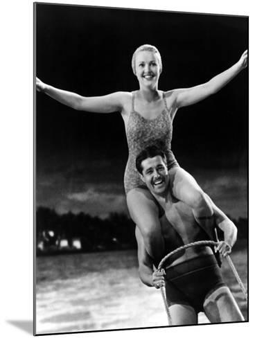 Moon Over Miami, Betty Grable, Don Ameche, 1941--Mounted Photo
