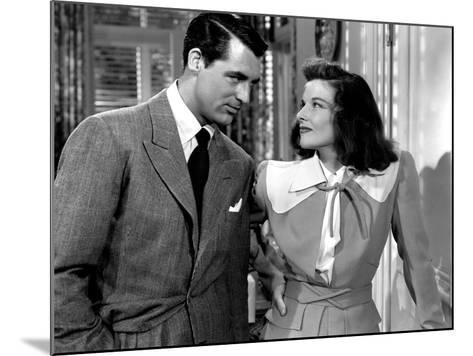 The Philadelphia Story, Cary Grant, Katharine Hepburn, 1940--Mounted Photo