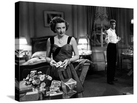 Sorry, Wrong Number, Burt Lancaster, Barbara Stanwyck, 1948--Stretched Canvas Print