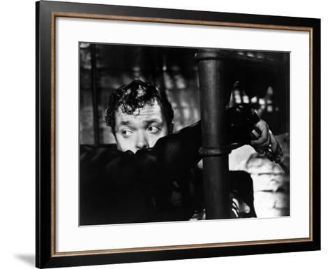 The Third Man, Orson Welles, 1949--Framed Art Print