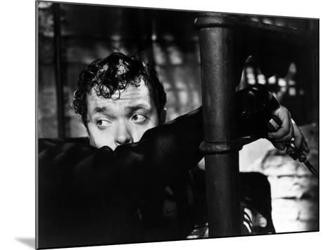 The Third Man, Orson Welles, 1949--Mounted Photo
