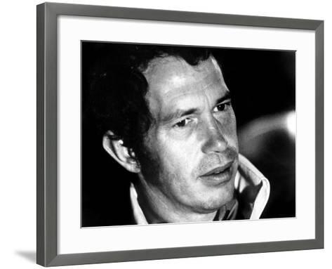 Two-Lane Blacktop, Warren Oates, 1971--Framed Art Print