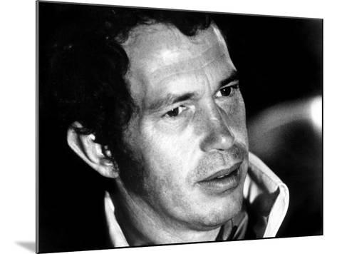 Two-Lane Blacktop, Warren Oates, 1971--Mounted Photo