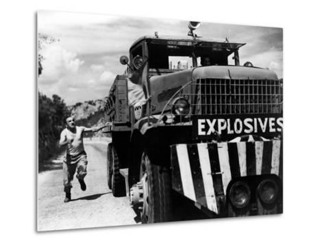 The Wages Of Fear, (aka Le Salaire De La Peur), Charles Vanel, Yves Montand, 1953--Metal Print
