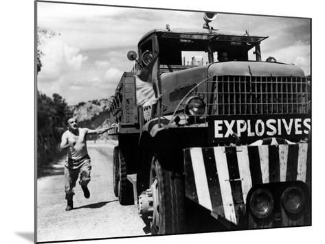 The Wages Of Fear, (aka Le Salaire De La Peur), Charles Vanel, Yves Montand, 1953--Mounted Photo
