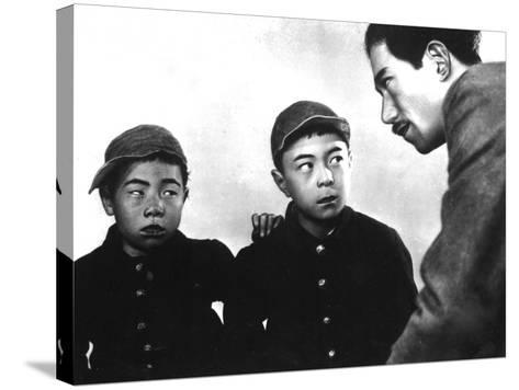 I Was Born, But..., (aka Umarete Wa Mita Keredo), 1932--Stretched Canvas Print