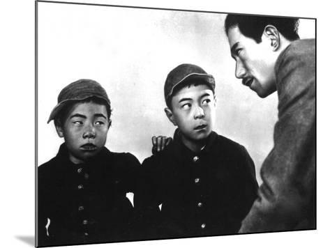 I Was Born, But..., (aka Umarete Wa Mita Keredo), 1932--Mounted Photo