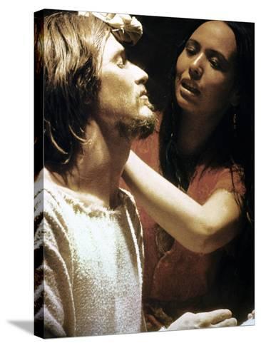 Jesus Christ Superstar, Ted Neeley, Yvonne Elliman, 1973--Stretched Canvas Print