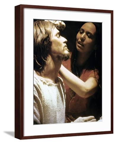 Jesus Christ Superstar, Ted Neeley, Yvonne Elliman, 1973--Framed Art Print