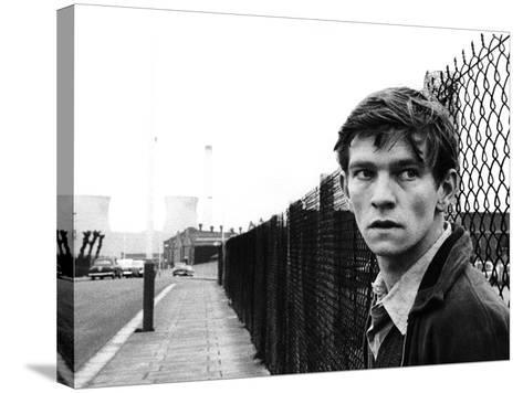 The Loneliness Of The Long Distance Runner, Tom Courtenay, 1962--Stretched Canvas Print
