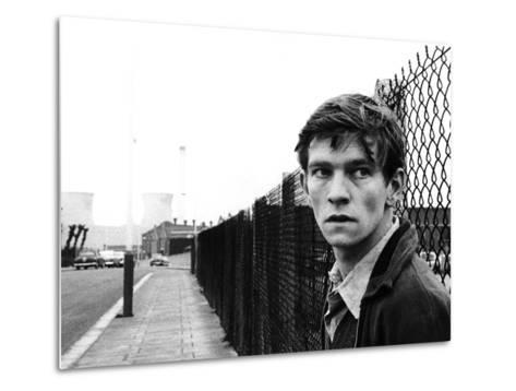 The Loneliness Of The Long Distance Runner, Tom Courtenay, 1962--Metal Print