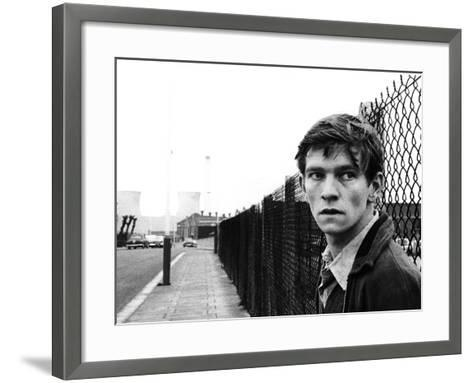 The Loneliness Of The Long Distance Runner, Tom Courtenay, 1962--Framed Art Print