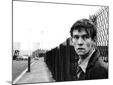 The Loneliness Of The Long Distance Runner, Tom Courtenay, 1962--Mounted Photo