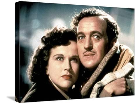 A Matter Of Life And Death, (AKA Stairway To Heaven), Kim Hunter, David Niven, 1946--Stretched Canvas Print