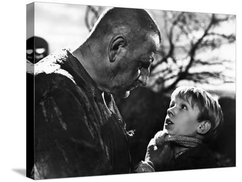 Great Expectations, Finlay Currie, Tony Wager, 1946--Stretched Canvas Print