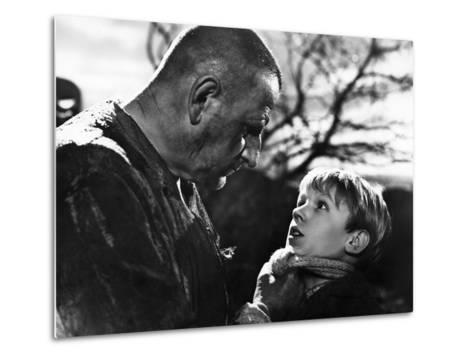 Great Expectations, Finlay Currie, Tony Wager, 1946--Metal Print
