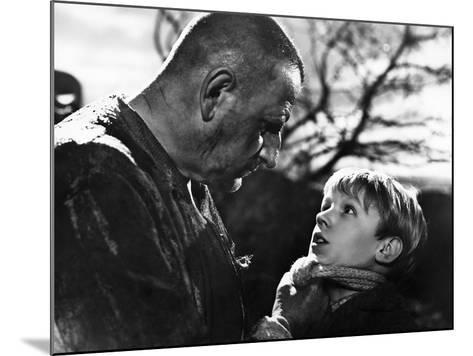 Great Expectations, Finlay Currie, Tony Wager, 1946--Mounted Photo