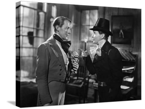 Great Expectations, Alec Guinness, John Mills, 1946--Stretched Canvas Print