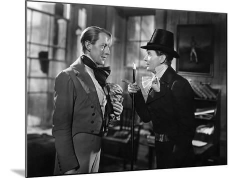 Great Expectations, Alec Guinness, John Mills, 1946--Mounted Photo
