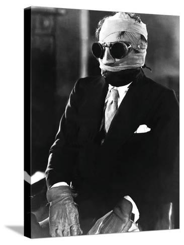 The Invisible Man, Claude Rains, 1933--Stretched Canvas Print